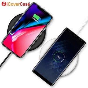 Image 3 - Qi chargeur sans fil pour Ulefone Armor 5 5S 6 6S 6E 7 X puissance 5/ T2 LG G8 G8X V50S V60 ThinQ 5G chargeur rapide accessoire de téléphone