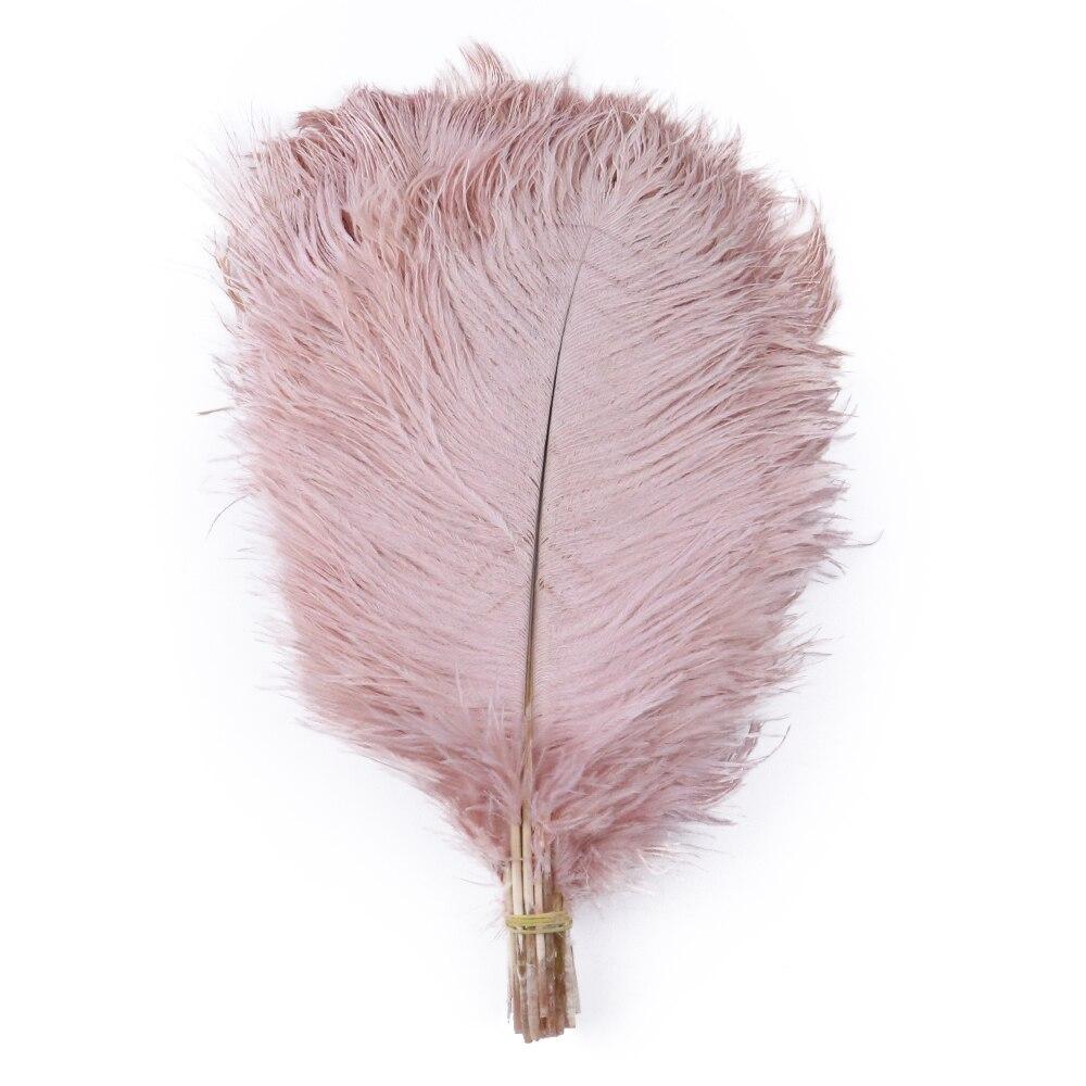 30 35 см кожаные розовые страусиные перья белые свадебные украшения дома 12 видов цветов Шлейфы для вазы оптовая продажа 100 шт|Перо| | АлиЭкспресс - Стильный дом