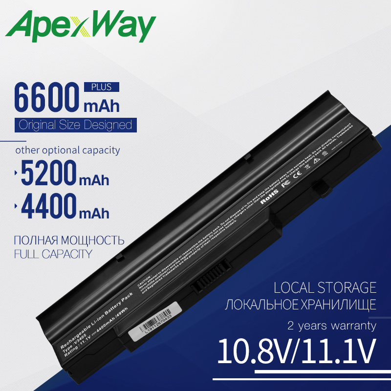 11.1V Laptop Battery For Fujitsu BTP-BAK8 BTP-B4K8 BTP-B5K8 Amilo Li1718 Li1720 Li2727 Li2732 Li2735 Series MS2192  MS2228MS2216