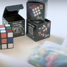 Кубик шоколада от Henry Harrius Волшебные трюки