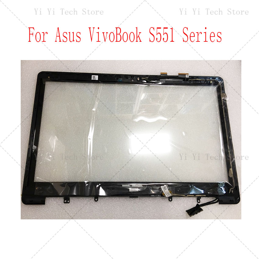 NEW ASUS S551 S551L S551LN S551LB 15.6 Touch Screen Digitizer FAST