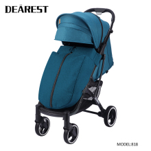 Dearest 818 Baby Stroller With Zipper Foot cover Portable Ba