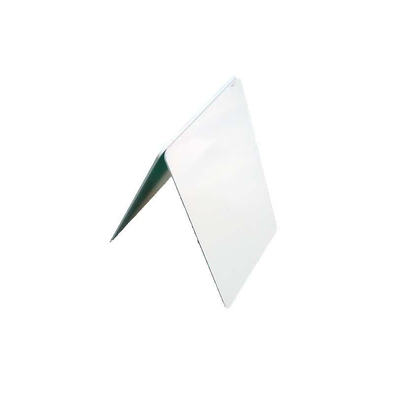 Rfid UHF 6C White PVC PET Card Standard Passive Non-contact Long-Distance Electronic tag H3 Chip size85.5*54*0.84