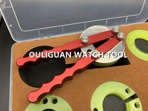 Image 3 - Инструменты для ремонта часов, инструменты для снятия окантовки часов для вращающихся окантовок, инструмент для удаления внешнего кольца RLX/OMG/PAN