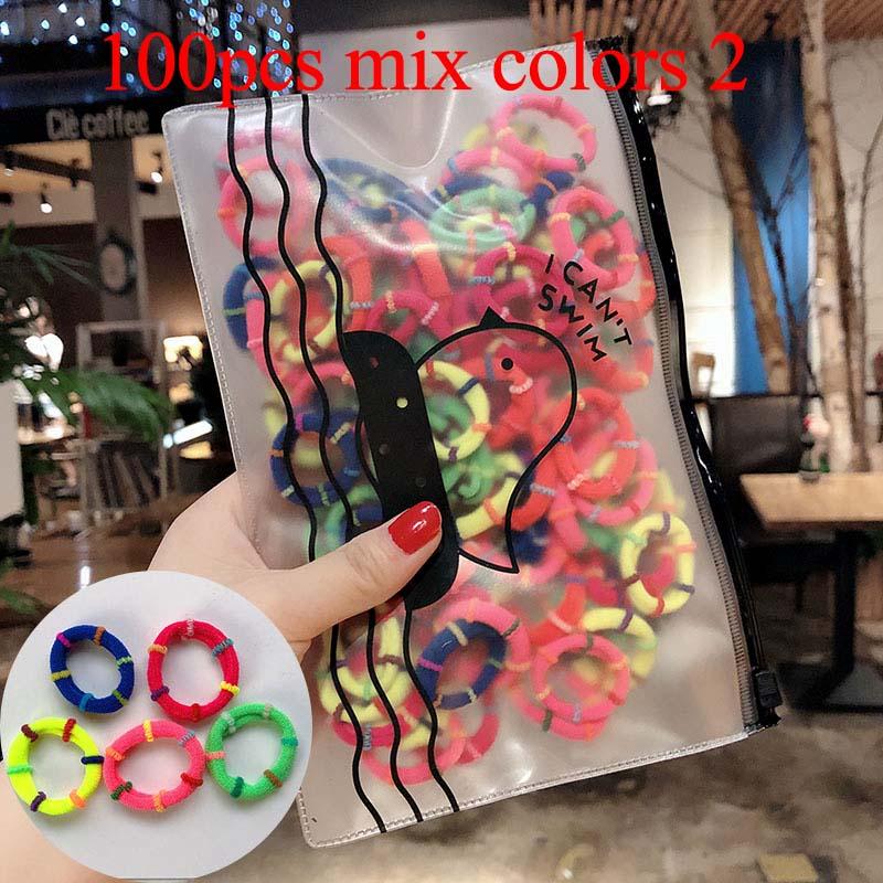 100PCS Mix Colors 2