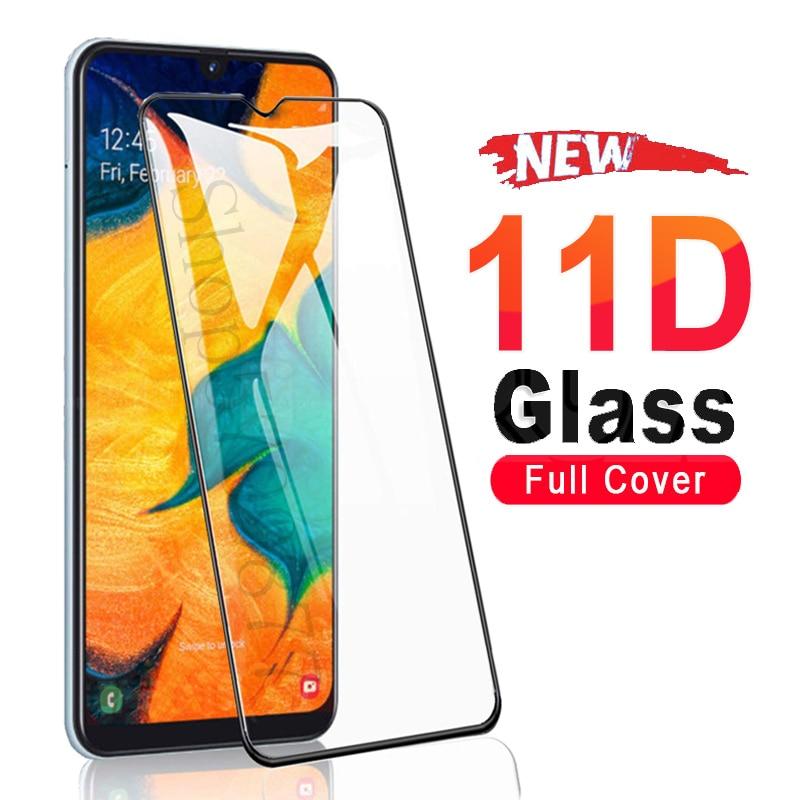11D премиум класса, закаленное стекло для Samsung Galaxy A01 A11 A21 A31 A41 A51 A71 протектор экрана стекло M11 M21 M31 M51 A30 A50 защитное стекло