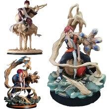 Anime Naruto Sabaku no Gaara Uchiha Itachi With Crow Action Figure japanese Anime PVC adult Action Figures toys Model Doll Gifts