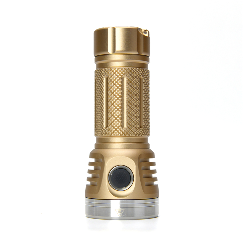 Astrolux MF01 Mini 7 * SST20 6100lm EDC фонарик + 26650 5000 мАч батарея для кемпинга охотничий светодиодный фонарь Портативный - 6