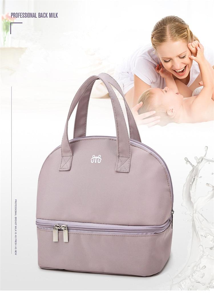 Leak Proof Milk Cooler Bag