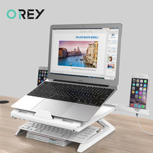 Laptop Stand for MacBook Pro Air 15 13 Notebook Support PC Portable Tablet Stand Phone Bracket Laptop Holder for Xiaomi Computer