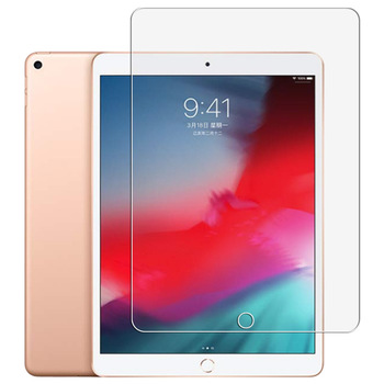 цена на 9H Tempered Glass For iPad 10.2 inch 2019 2.5D Full Cover Screen Protector For iPad Pro 11 Air 2 3 MiNi 5 4 3 2 2017 2018 Glass