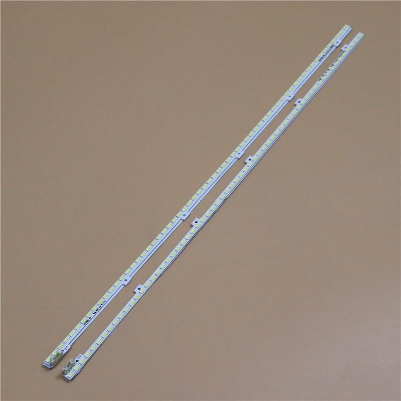LED Array Bars For Samsung UE40D5003 UE40D5500 LED Backlight Strips Matrix Kit LED Lamp Lens Bands 2011SVS40_56K_H1_1CH_PV -FHD