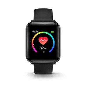 Image 3 - BlitzWolf BW HL1 1.3 IPS Smart Watch 8 Sport Mode IP68 Multi language Display HR Blood Pressure 15Days Standby Fitness Tracker