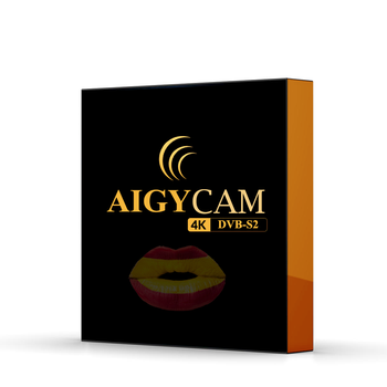 2021 AIGYCAM Stable Product Satellite Box Key Remote Control Replacement Remote Controller For AIGYCAM BOX Only 1