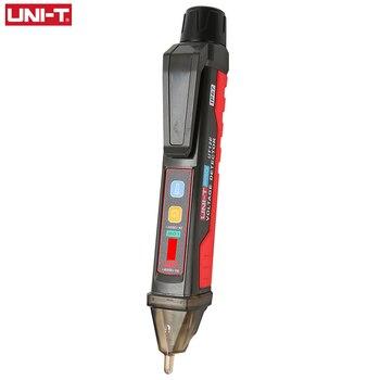UNI-T UT12E UT12M Socket Wall AC Voltage Detector Indicator 24V-1000V Non Contact Volt Current Electric Sensor Test Pen