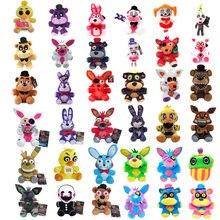 36 arten 18cm FNAF Plüsch Spielzeug Puppe Stofftier Phantom Foxy Plüsch Puppe Weiche Angefüllte Kinder Geschenke