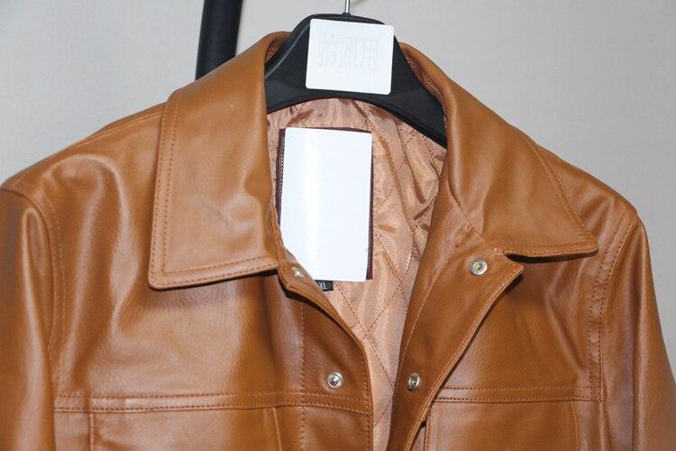 Real Genuine Leather Jacket Men Pigskin Coat Autumn Winter Coat Men Clothes 2020 Korean Male Tops Jaqueta De Couro ZT4565