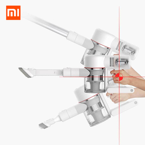 Image 4 - EU Plug  Xiaomi Dreame V9 V9P Vacuum Cleaner Handheld Cordless Stick Vacuum Cleaner 400W 20000Pa from xiaomi youpin For Home Car