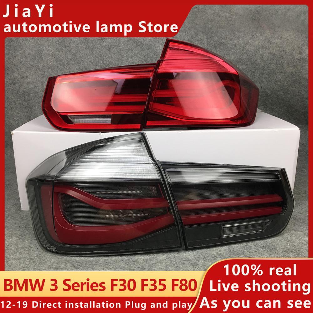 Нанесите toBMW 3 серии хвост светильник F30 F35 F80 m3 318 320 325 328 MP динамическое рулевое 2012-2019 m производительность