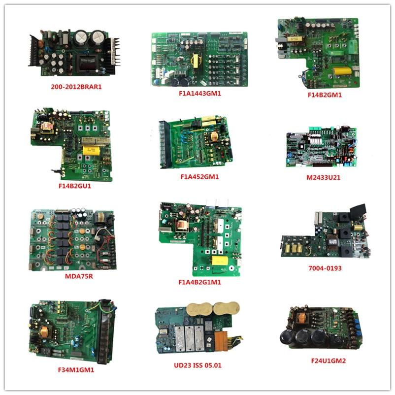 200-2012BRAR1|F1A1443GM1|F14B2GM1|F14B2GU1|F1A452GM1|M2433U21|MDA75R|F1A4B2G1M1|7004-0193|F34M1GM1|UD23 ISS 05.01|F24U1GM2 Used