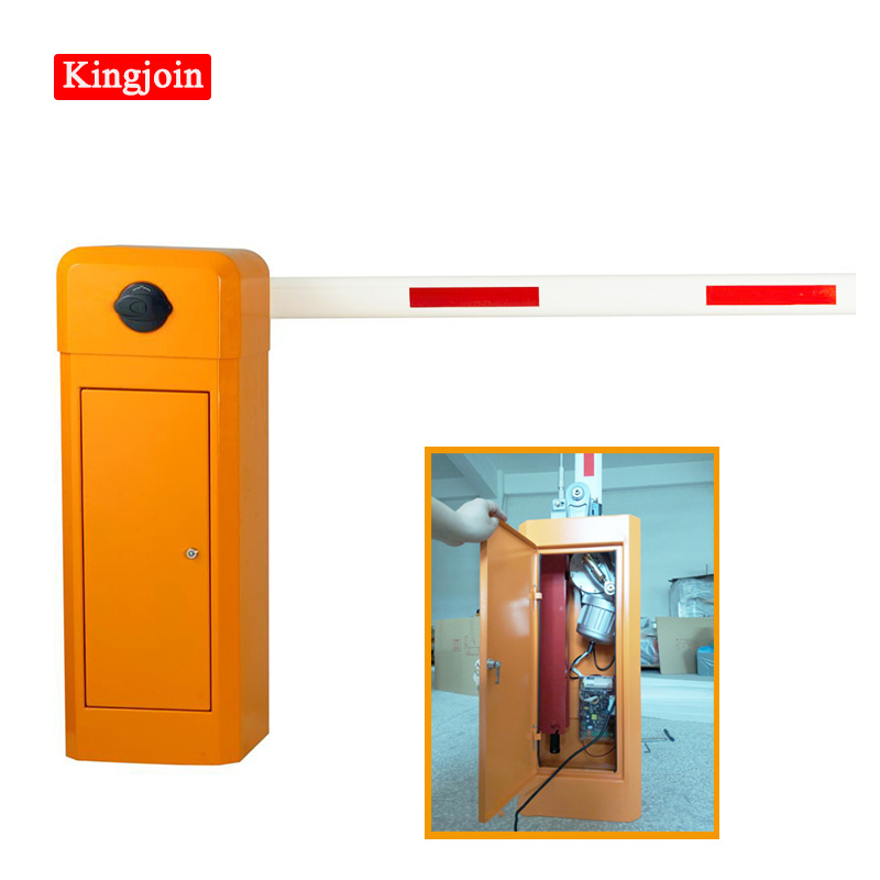 KINGJOIN Boom Barrier For Parking Lot And Toll System Barrier Gate