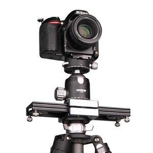 "Image 1 - Kolivar Slider 9""/23cm Mini Adjustable Damping Camera Track Rail Dolly Slider For DSLR Camera Smart Phone DV Gopro Video Movie"
