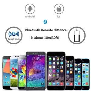 Image 5 - COOLJIER, Mini trípode de esponja Flexible con pulpo, con Bluetooth, obturador remoto para iPhone, mini cámara, trípode, soporte para teléfono, soporte de clip
