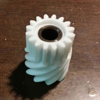 2 unids/lote) Fuji minilab rueda nuevo engranaje 327D10600179 ampliar para imprimir la máquina piezas de repuesto accesorios parte 570/550/D16T