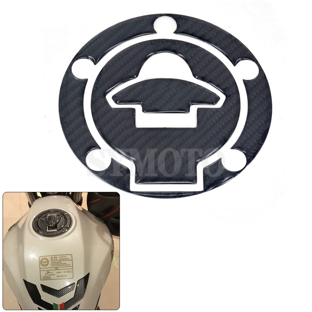 Carbon Fiber Motorcycle Oil Fuel Gas Cap Cover Decal Sticker Protector For YAMAHA YZF-R15 YZF-R25 MT-25 YZF-R3 MT-03 R15 R25 R3