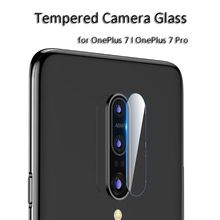 Camera Lens Tempered Glass 2.5D Screen Protector For One Plus 7 Pro Protective Back Film