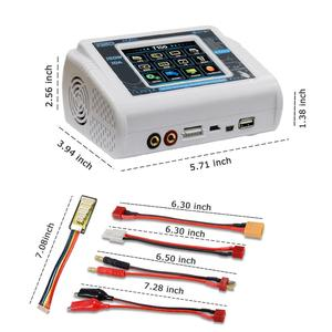 Image 5 - HTRC AC/DC 150W 10A Professional Charger T150 Smart Discharger for Lilon/LiPo/LiFe/LiHV/NiCd/NiMH/PB Battery Balance Charger