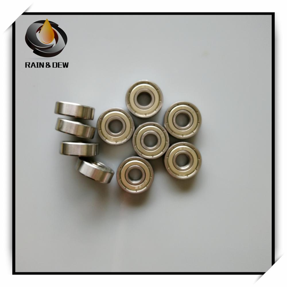 10Pcs  608ZZ Bearing 8x22x7 mm  ABEC-5 Skate Stroller Miniature 608 ZZ Ball Bearings 608Z 608 2Z Bearing