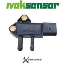 Датчик дифференциального давления выхлопных газов 96419104 DPF для Opel Vauxhall Antara Chevy Chevrolet Captiva C100 C140 2,0 D 2,0 CDTI