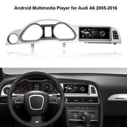 8.8 calowy ekran dotykowy IPS Android odtwarzacz multimedialny dla Audi Audi A6 2005-2011 z nawigacją GPS