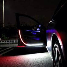 Новый 144 светодиодов автомобиля дверного проема Аварийные огни