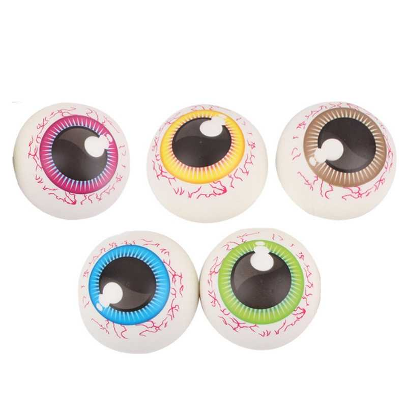 Anti-stress-Squeeze Spielzeug Für Kinder Squishy Ball Squishys Squishi Langsam Rising Anti Stress Neuheit Spielzeug Simulation Auge Squishies