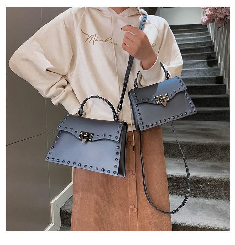 Claro pvc bolsas de luxo bolsas femininas
