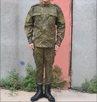 Russian digital camouflage Military uniform Jacket and pant
