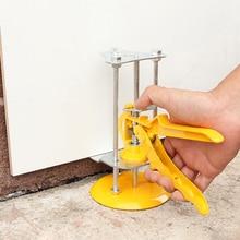 Wall Height Adjustment Regulator Manual Tools Hexagonal Slider Floor Wall Tile Height Rust-proof Tile Height Locator