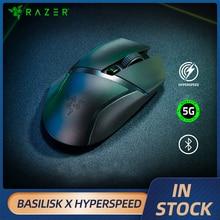 Razer Basilisk X Hyperspeed Wireless Gaming Mouse Bluetooth & Wireless Compatible 16000DPI