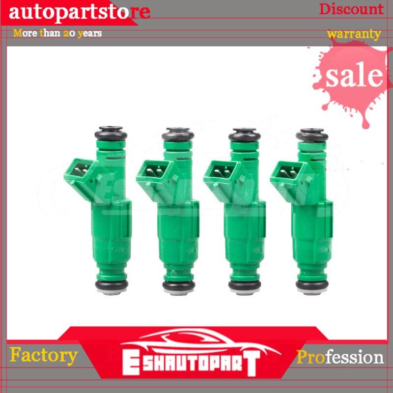 Топливный инжектор 440cc для Audi A4 S4 TT1.8L 1,8 T и для Volvo EV1 OEM 0280155968 Tk F1440c968 4, 4 шт.