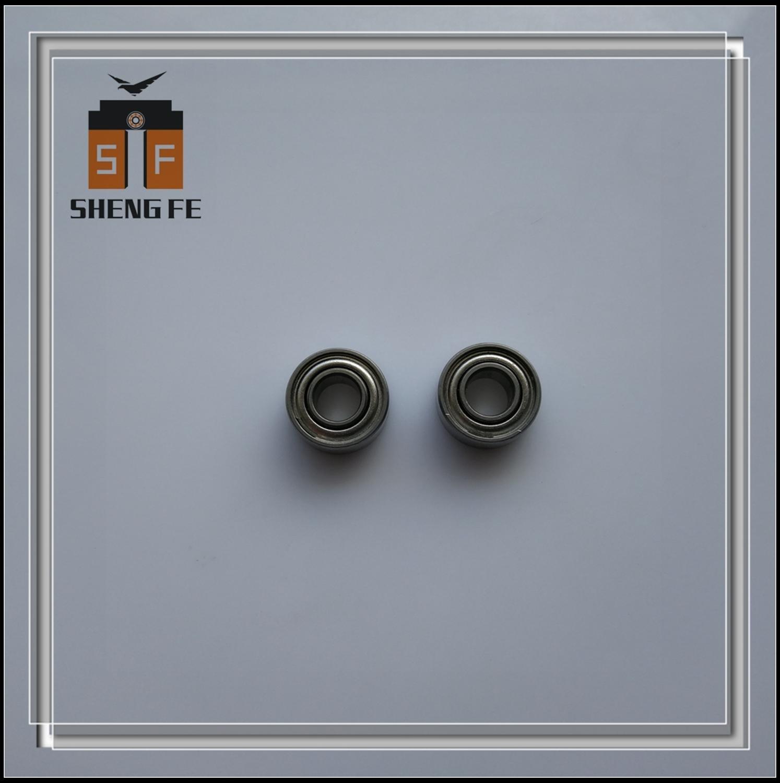 684C-ZZ Bearing 4x9x4 ABEC-7|High speed Medical Machine bearing 940ZZ|Stainless steel hybrid Ceramic Bearing|Engraving Bearing