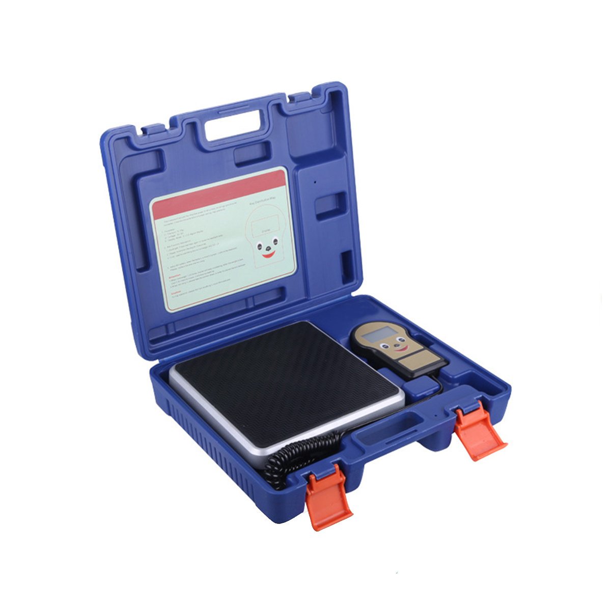 refrigerante da escala eletrônica de digitas da