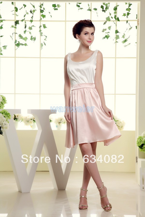 Free Shipping 2013 Cheap Light Pink Bandage Skirt Renaissance Gowns Vestidos Formales Maxi Dresses Modest Bridesmaid Dresses