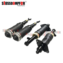 StOSSDaMPFeR 4PCS Air Ride Rear Strut Front Shock Absorber Assembly Fit Audi A6 C5 4Z7616051A(52A) 4Z7616051D