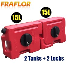 Container Jerrycan Fuel-Tank Gasoline Petrol-Gas 15L Plastic 30L Spare Backup 8-Gallon