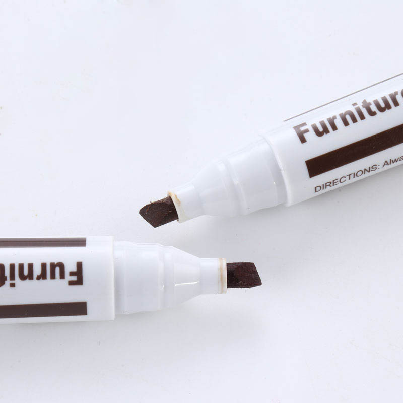 Furniture Repair Pen Markers Scratch Filler Paint Remover For Wooden Cabinet Floor Tables Chairs C44