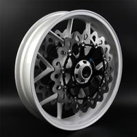 For Honda CBR1000RR 2006 2007 Motorcycle Wheel Rim Motorcycles Wheel Rims A356/AC4CH OEM Grade Aluminum CBR 1000RR 2006 2007 06