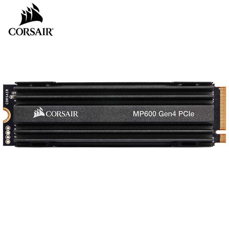 CORSAIR FORCE Series MP600 SSD NVMe PCIe Gen 4.0 X4 M.2 SSD 1TB 2TB Solid State Storage 4950MB/s M.2 2280 Laptop