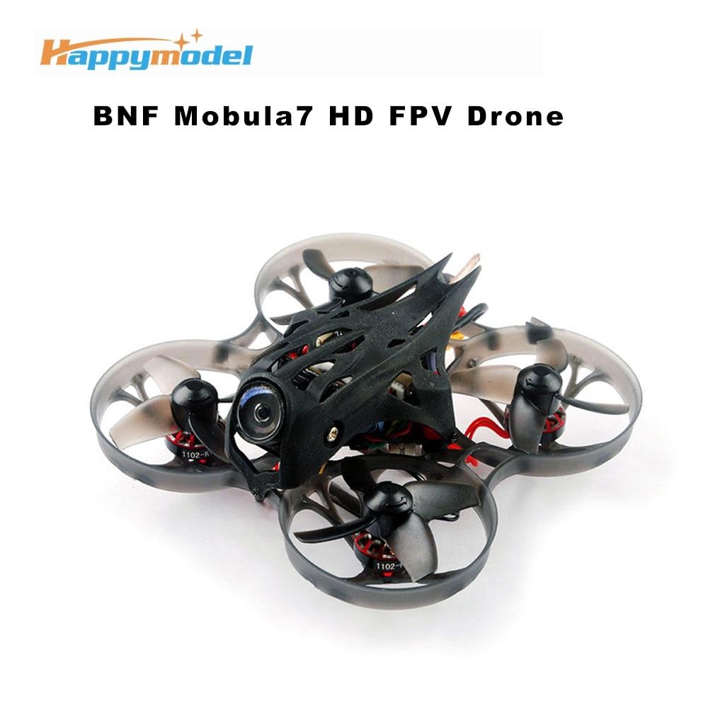 Happymodel Mobula7 HD 2 3S 75 мм Crazybee F4 Pro Whoop FPV гоночный Дрон PNP BNF w/CADDX черепаха V2 HD камераДетали и аксессуары    АлиЭкспресс